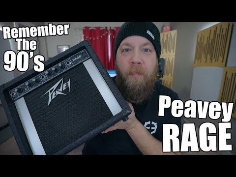 Remember The 90's: The Peavey Rage