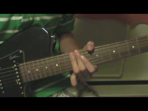 How To Play Joker And The Thief By Wolfmother Intro And Verse On