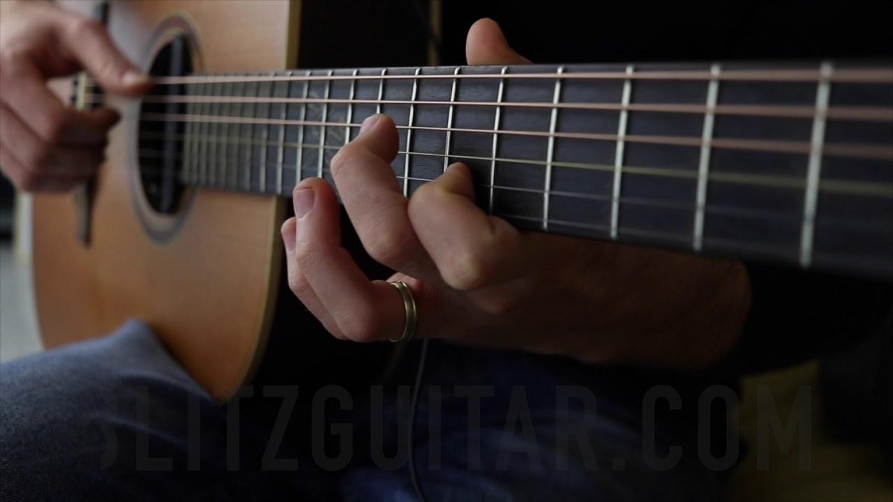 Slow Acoustic Guitar Instrumental Quiet Place Original Youtube