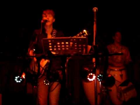"""Kelly West...soul/blues..live music! """"the pirate song"""" whitefish, mt. the craggy range..2009"""