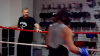 Conor Mcgregor Beats Boxing Champion Chris Van Heerden