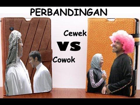 Duo Harbatah - Perbandingan Cewek dan Cowok