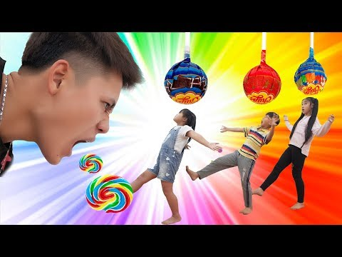 Kids go to School Learn | The Creativity Of Chuns In The Class With Teacher Difficult