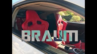 BRAUM RACING SEAT INSTALL IN MY G35