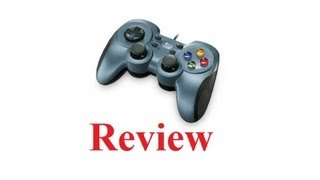 Logitech Rumble F510 Gamepad Review