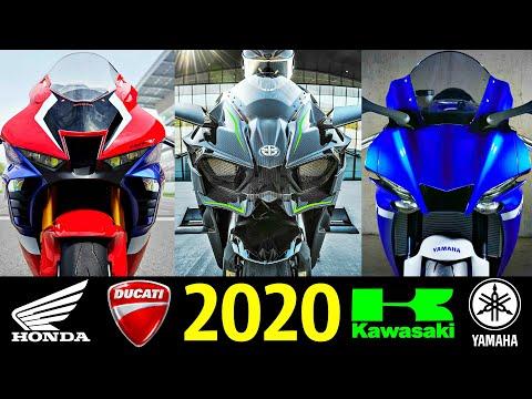 🚀 Самые Быстрые СпортБайки 2020 🔥!