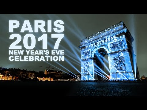 PARIS 2017 NEW YEAR'S EVE CELEBRATION by Les Petits Français