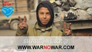 WAR NO WAR!