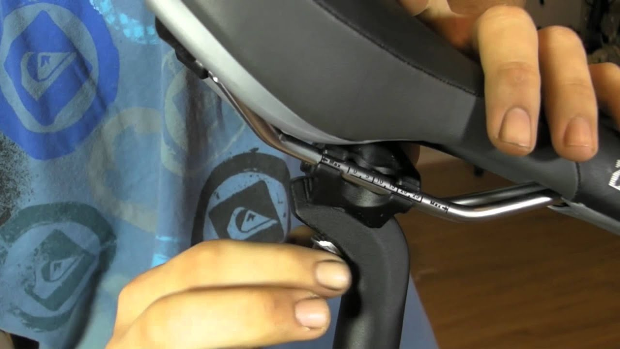 How To Adjust A Bicycle Saddle