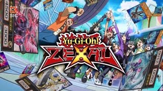 Yu-Gi-Oh! Zexal 2 - Abertura Portugal