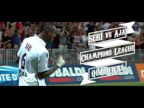 Jean Michael Seri vs Ajax Amsterdam - Home & Away Games HD