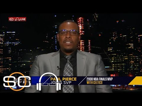 Paul Pierce: LeBron James will 'put on a classic sports performance' in Game 7 | SC with SVP | ESPN