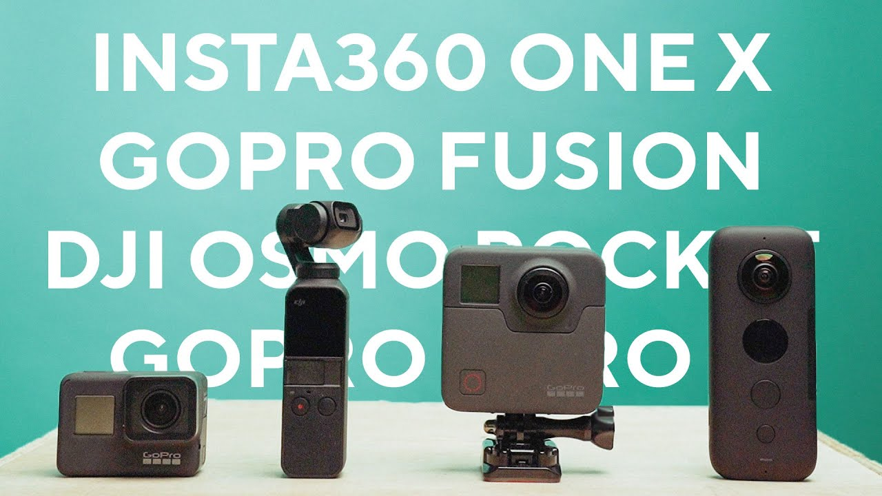 5b3af8ff6cac25 The Ultimate Action Cam Comparison 2019 - YouTube
