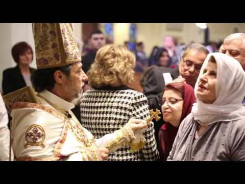 FEAST OF THE NATIVITY AND THEOPHANY AT ST. LEON ARMENIAN CATHEDRAL