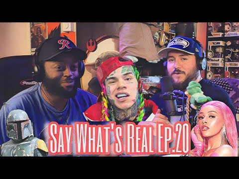 Say What's Real Ep. 20 - 6ix9ine, Adele's weight loss ...