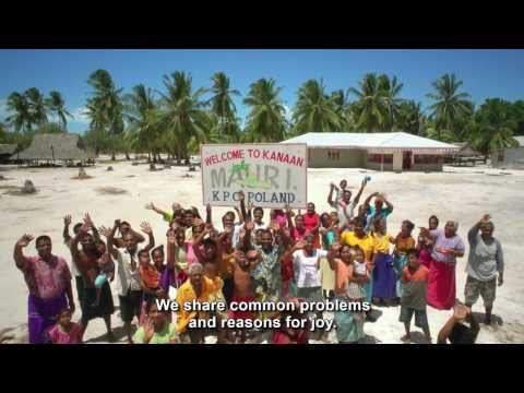 I CARE FOR POLAND - short documentary about village Poland in Kiribati - ENG SUB