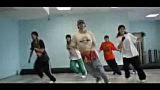 Rob Studenovsky - House Dance Choreography
