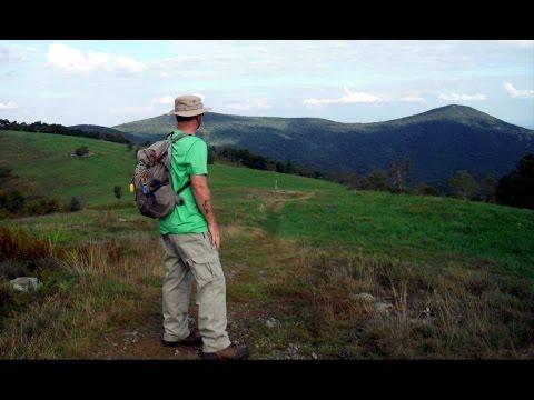 Switzerland of Virginia? Appalachian Trail Hiking at Cole Mountain Bald