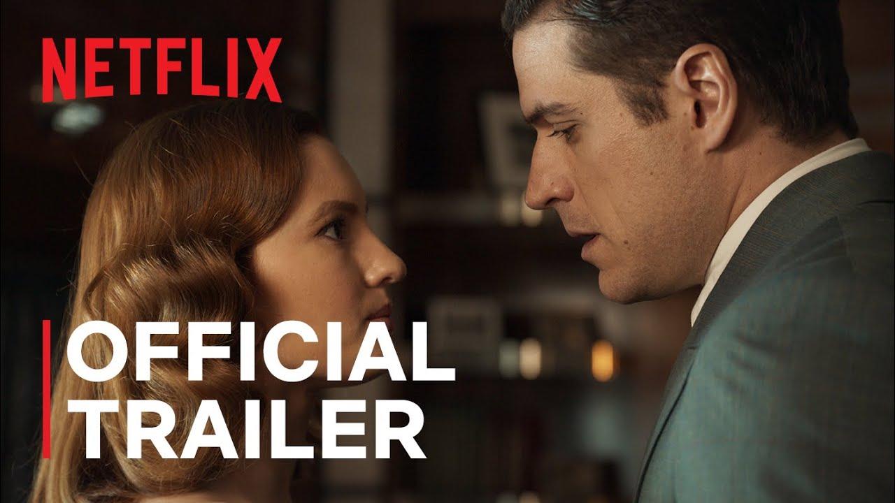 ALTA MAR | Official Trailer | Netflix