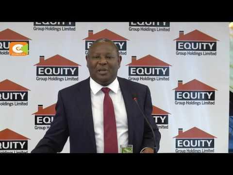 Equity Bank net profits dip by 4% to hit Ksh.16.6B