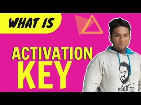 Activation Key Explained | What is Product Activation Key | Priyank