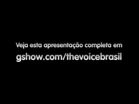 The Voice Brasil - Isadora Morais se apresenta na Audição