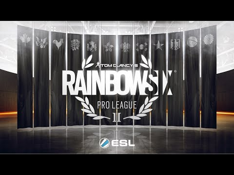 Rainbow Six Pro League - Year 2 Season 2 - Finals - Live from Gamescom