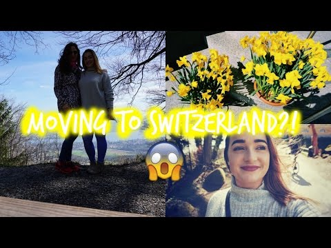 ZURICH | MOVING TO SWITZERLAND??!?