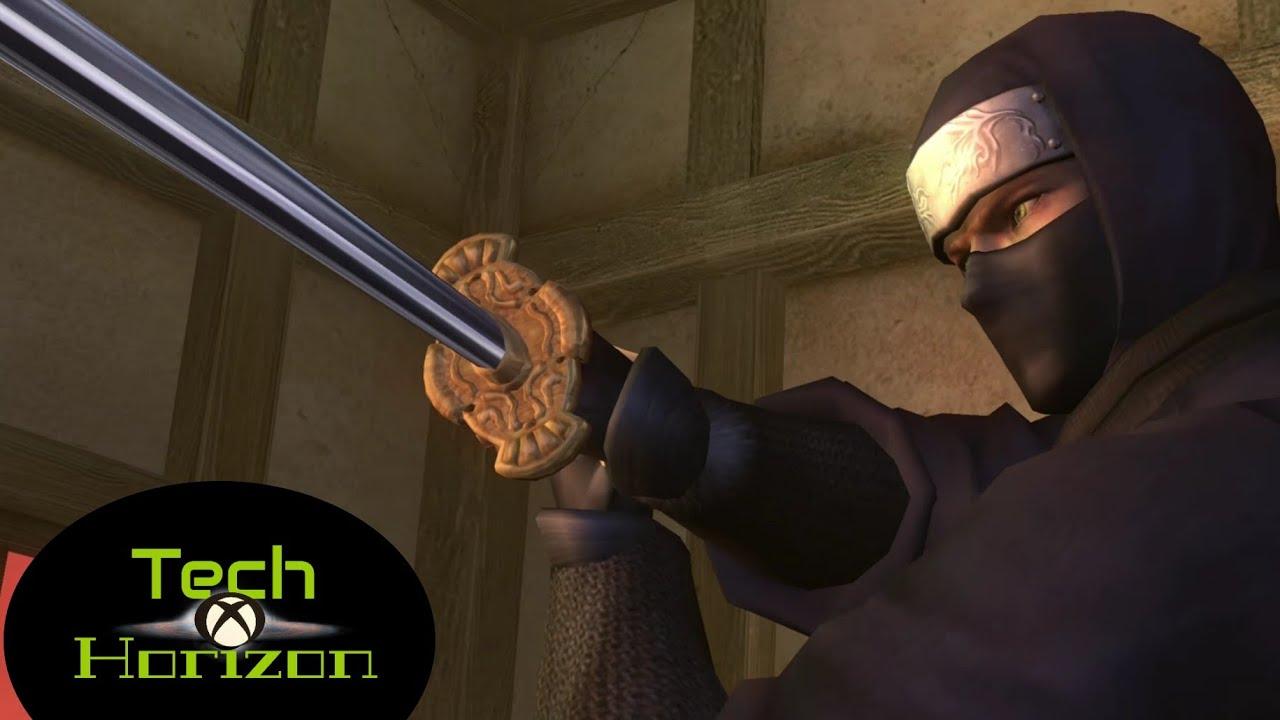 Ninja Gaiden Black Xbox One X Backwards Compatible 20 Minutes Of