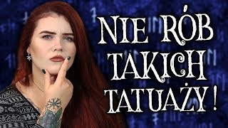 Czy można TATUOWAĆ RUNY i inne MAGICZNE SYMBOLE? | Magia tatuaży