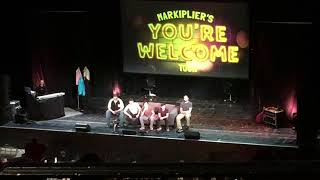 Markiplier's You're Welcome Tour Q&A and Momiplier