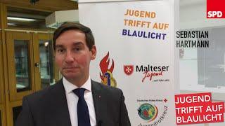 [JtaB] Interview: Sebastian Hartmann, SPD | Jugend trifft auf Blaulicht | Rheinbach