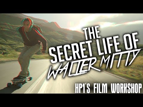 HP1's Film Workshop: THE SECRET LIFE OF WALTER MITTY