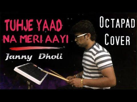 Tujhe Yaad Na Meri Aayi | Octapad Cover | Janny Dholi