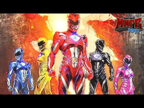 Power Rangers Movie on DVD & Blu-ray! (6/27)