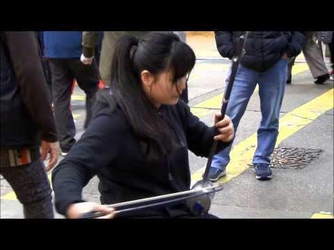 Hong Kong Street Music. The