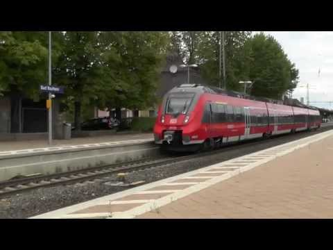Bahnhof Bad Nauheim im September 2015
