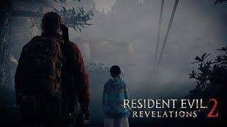 ЧТО ТАМ У МОЙРЫ? | Resident Evil: Revelations 2 | #4 [СТРИМ]