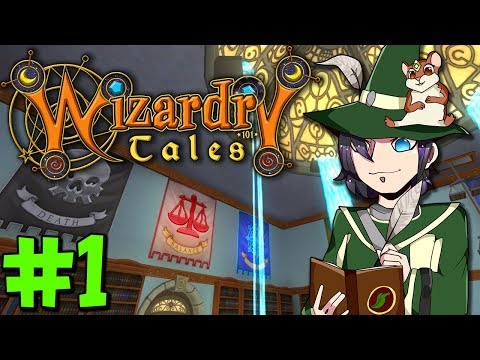 These 4 Wizards Will Save The Spiral! - Tales Of Wizardry (Wizard101 Roleplay) |Ep.1|