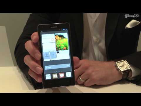 Huawei Ascend P6, G700 & Mediapad 7 Vogue IFA 2013