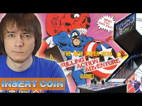 Captain America and The Avengers - Insert Coin #12