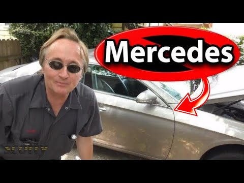 The Worst Luxury Car (Mercedes Benz)