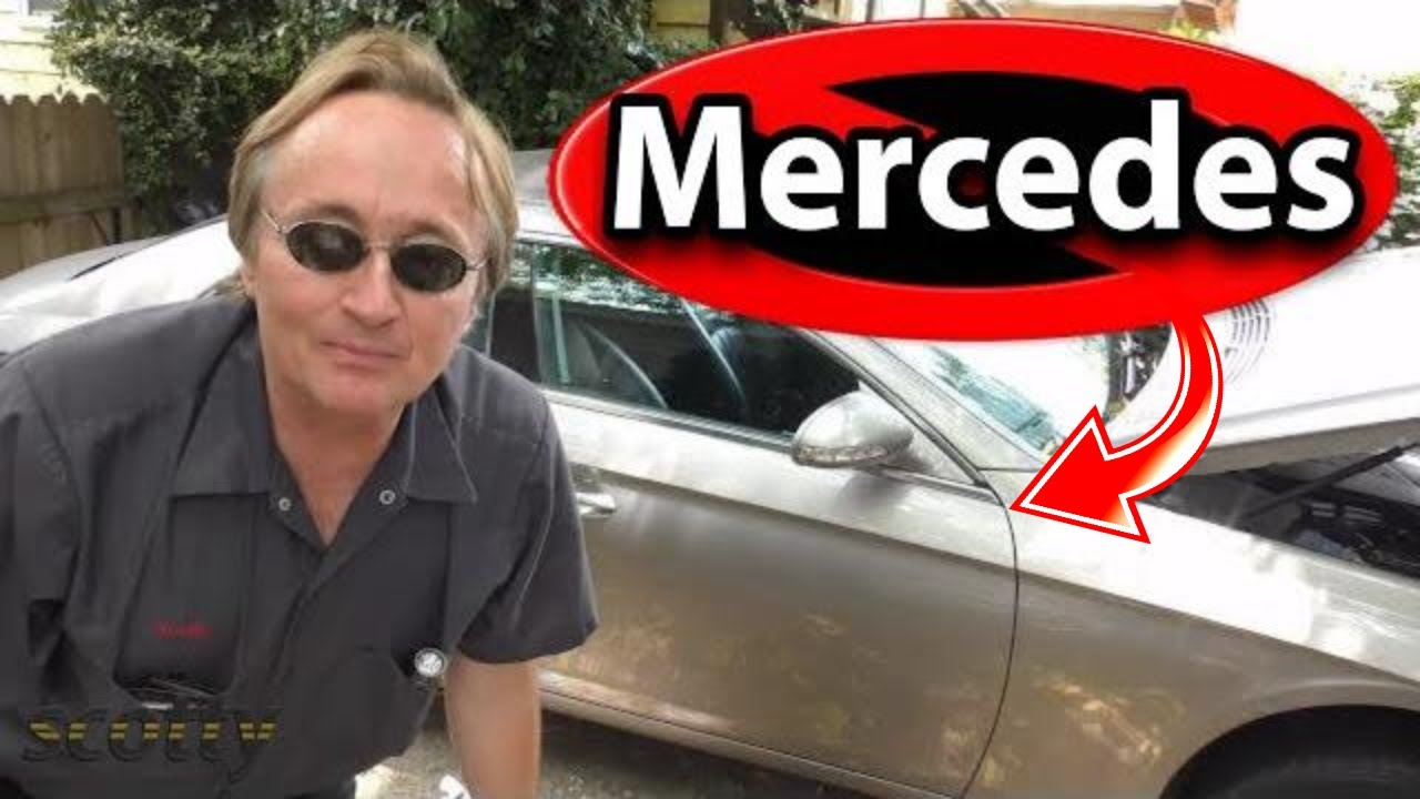 Why Not To Buy A Mercedes Benz The Worst Luxury Car Youtube