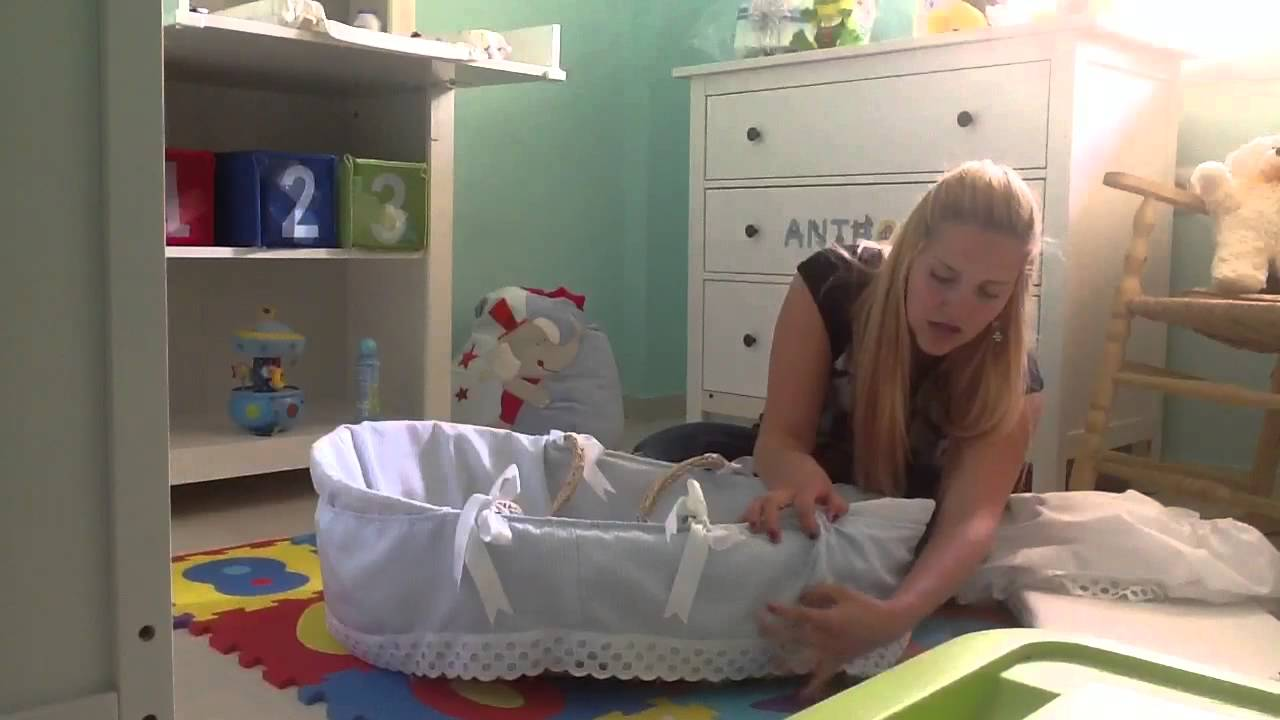Como decorar el mois s para nuestro bebe paso a paso youtube for Como decorar
