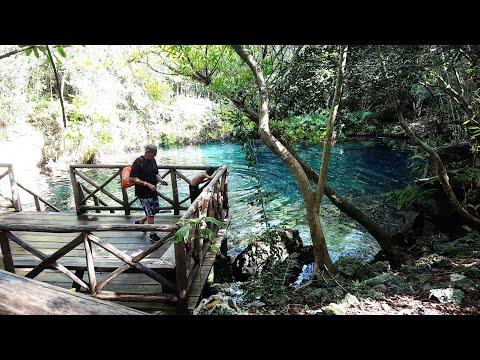 Blue Lagoon In Punta Cana (Dominican Republic) HD 😎