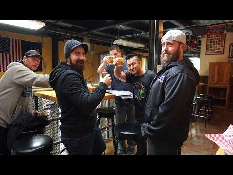 Bar Hopping in Whitefish Montana: Day 4