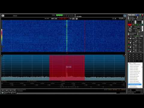 Radio CANDIP 5066.4 kHz, Bunia, DR of Congo, wonderful indoor signal