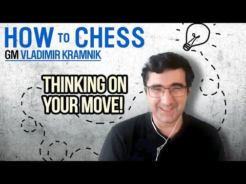 Vladimir Kramnik Thinking