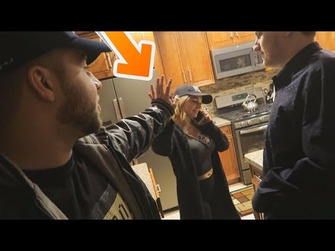 Thumbnail: ZOIE BURGHER & SCARCE SURPRISE ME! THEN THIS HAPPENED LOL (PLUS FAMOUS YOUTUBER HOUSE TOUR)