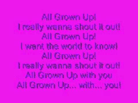 Rugrats All Grown Up- Theme Song Lyrics